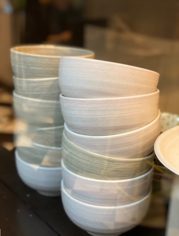 Le Botaniste Japanese bowls
