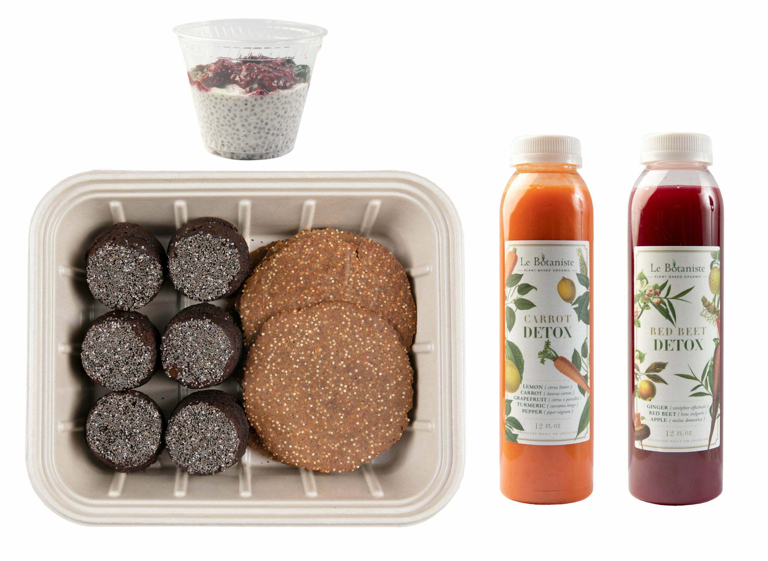 Le Botaniste Catering Guilt-Free Snack