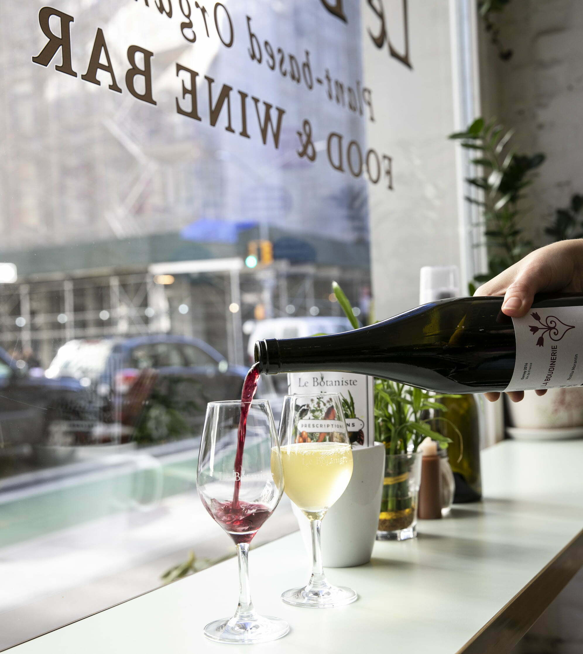 Le Botaniste Natural Wine Bar